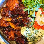 Sweet & Sour Karaage Bowl