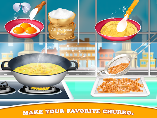 Street Food Chef - Kitchen Cooking Game 1.1.8 androidappsheaven.com 2