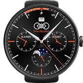 Watch Face Equation of Time