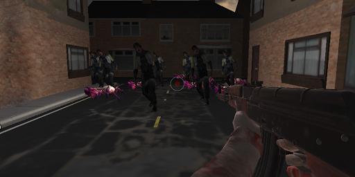 Code Triche Chasseur zombie: Les jeux de survie zombie gratuit APK MOD screenshots 5
