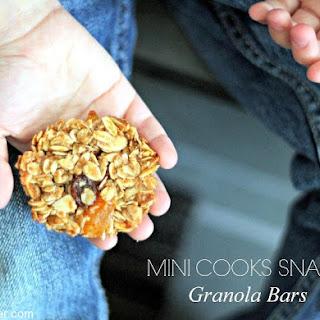 Round Granola Bars
