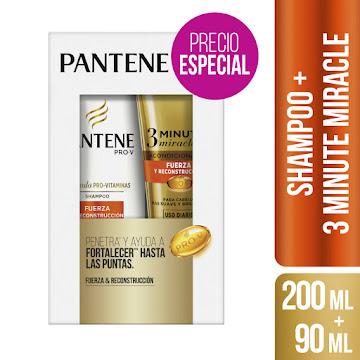 Oferta Shampoo Pantene