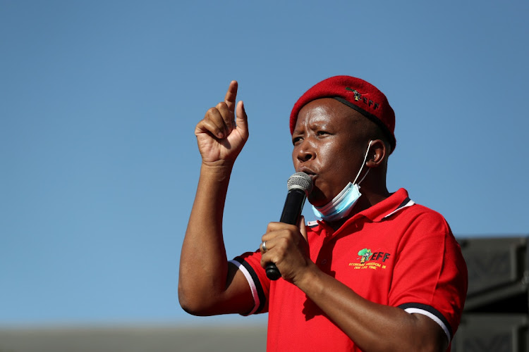 EFF leader Julius Malema and his deputy Floyd Shivambu are reportedly now being investigated by the Commission into State Capture.