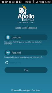 Apollo Client Response screenshot 0