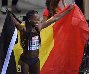 Cynthia Bolingo flikt het weer! Landgenote breekt opnieuw Belgisch record op 400 meter en heeft beste Europese jaartijd beet