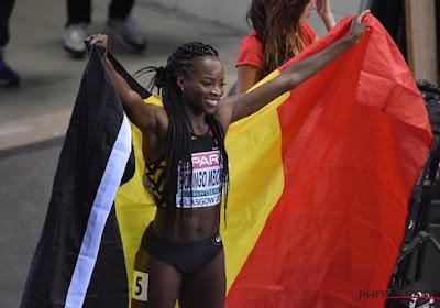 Bolingo décroche une belle médaille à l'Euro et signe encore un record de Belgique !