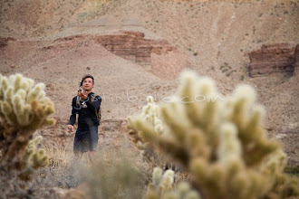 Photo: Young man juggling rocks while on a side hike. Rafting the Grand Canyon. Grand Canyon NP, AZ.