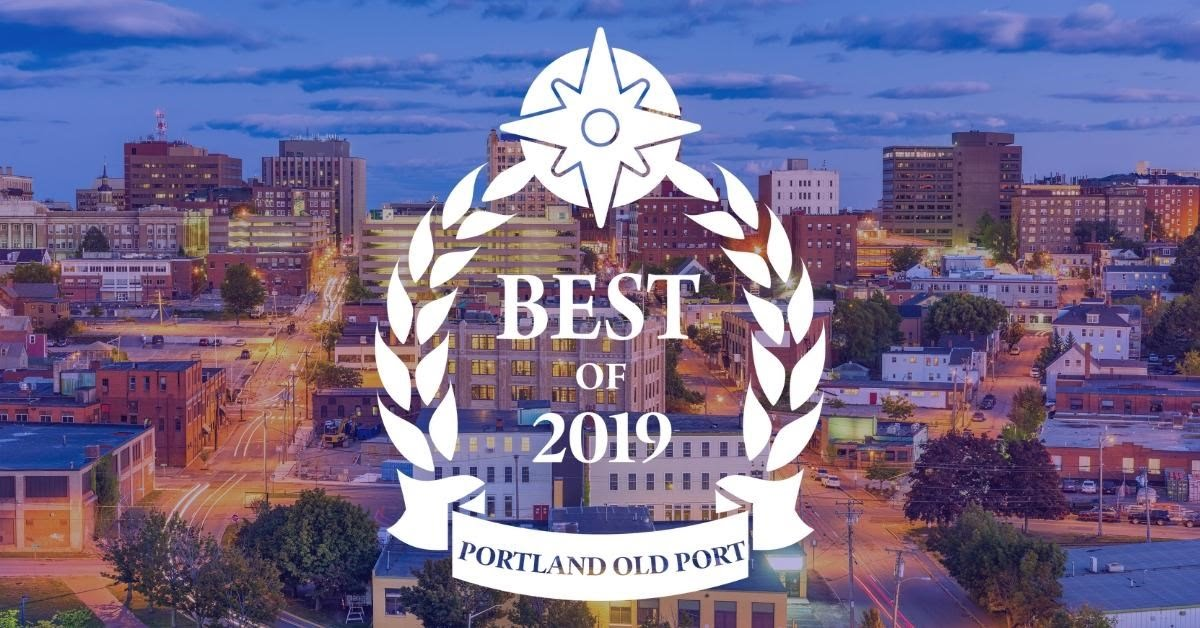 The Best of 2019 awards acknowledges the best of individuals and businesses in the Old Port.