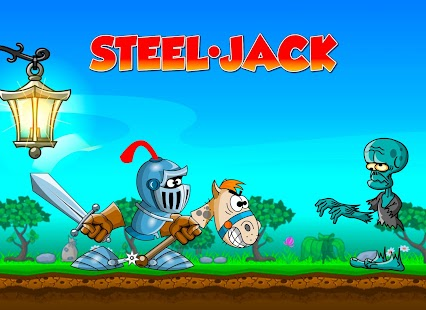 Steel Jack : The Zombie Slayer- screenshot thumbnail