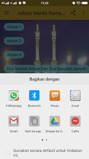 Download Adzan Merdu Ramadhan 2018 For PC Windows and Mac apk screenshot 6