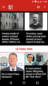 BZI.ro - Buna Ziua Iasi screenshot 1
