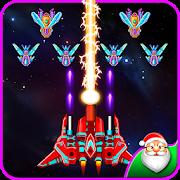 Galaxy Attack: Alien Shooter MOD APK 6.10 (Mega Mod)
