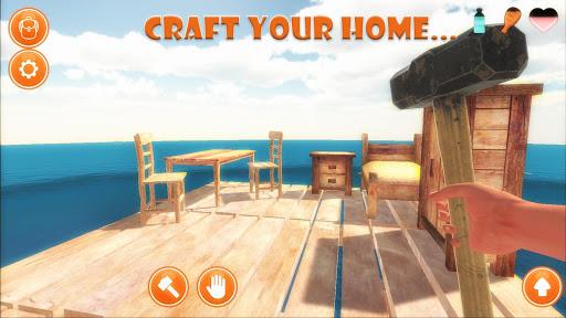 Raft Survival Simulator 1.0.05 screenshots 4