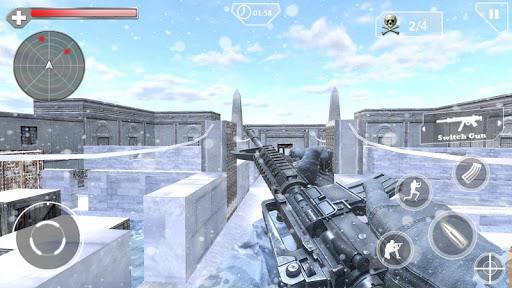 SWAT Sniper Army Mission  captures d'écran 1