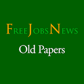 Free Jobs News Old Papers