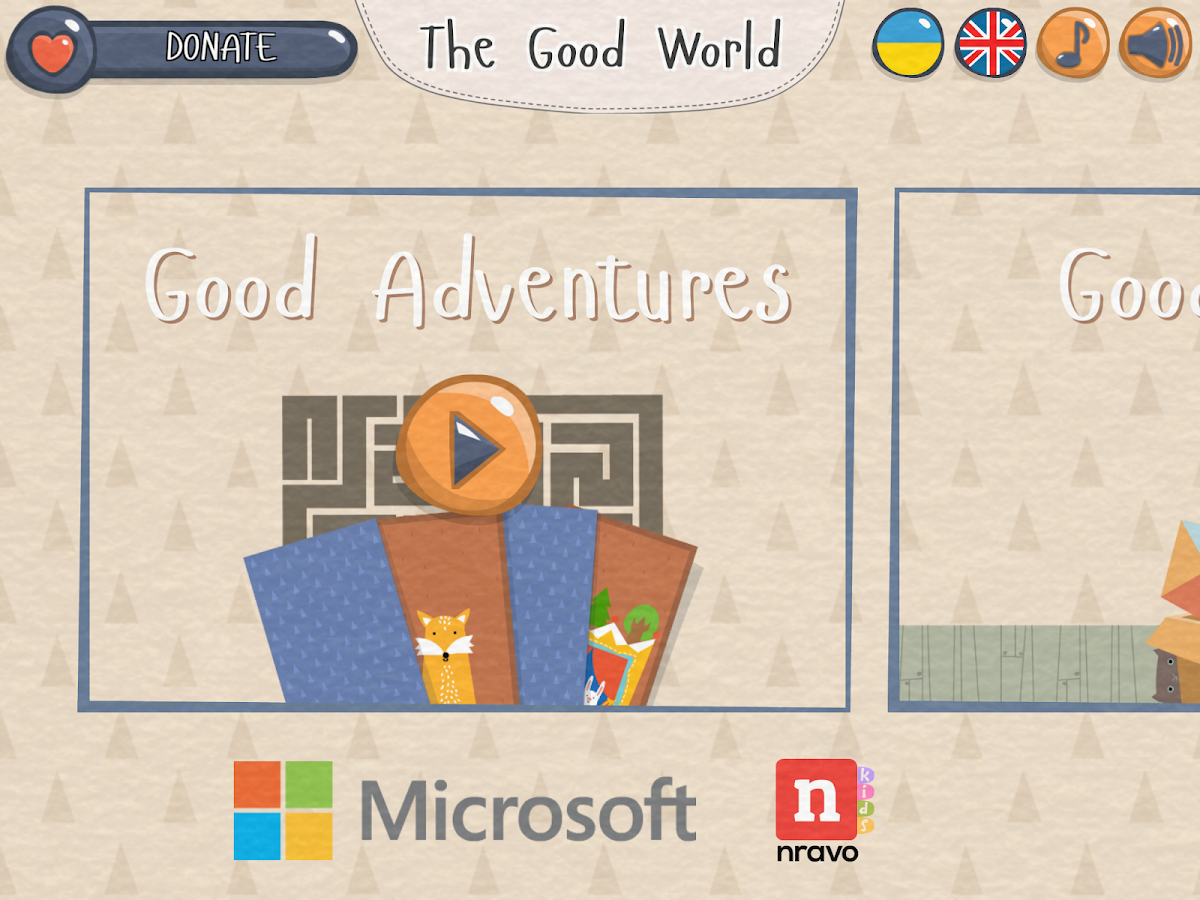 The Good World- screenshot