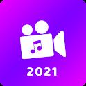 Add Audio to Video : Audio Video Mixer icon