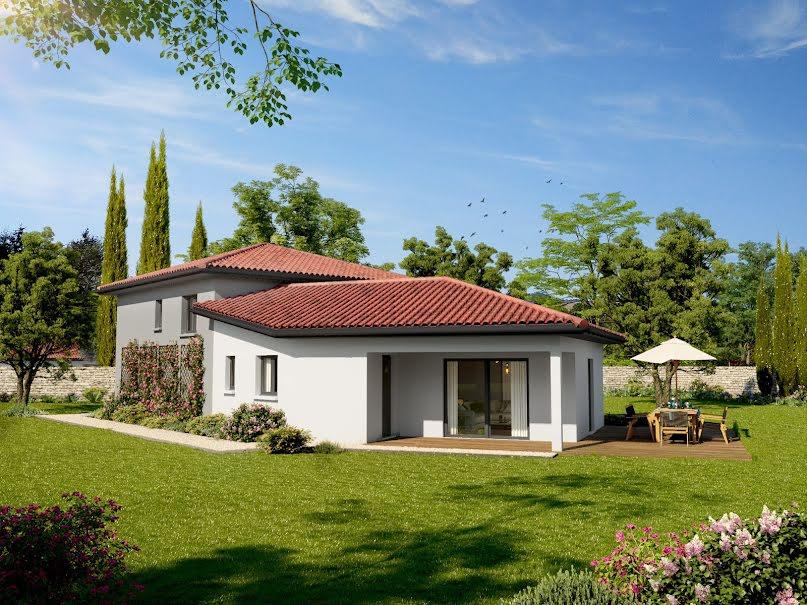 Vente maison 5 pièces 110 m² à Chauffailles (71170), 258 165 €