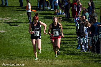 Photo: JV Girls 44th Annual Richland Cross Country Invitational  Buy Photo: http://photos.garypaulson.net/p110807297/e46d00eec