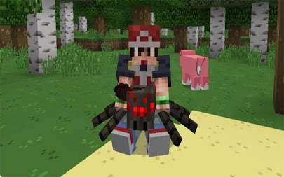 Pokecraft Addon MCPE APK screenshot thumbnail 2