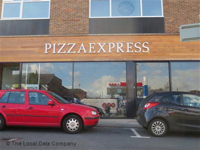 Pizzaexpress On Woodford Road Restaurant Italian In