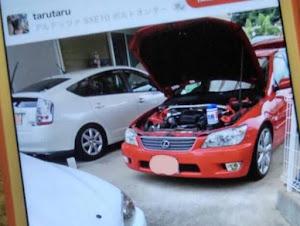 アルテッツァ SXE10 中期 RS200Lエディション 14年式のカスタム事例画像 カヲルさんの2019年09月14日02:09の投稿
