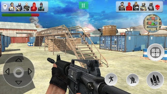 ApkMod1.Com FPS Shooter 3D + (Mod Money) for Android Action Game