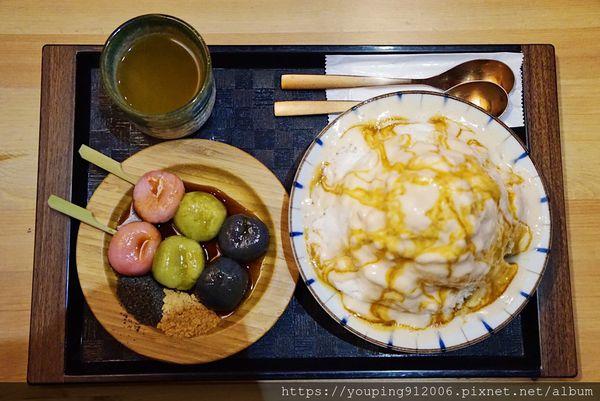 高雄苓雅區 有点氷 kakigori,不只是日式刨冰專賣店,還有我最愛的糰子!