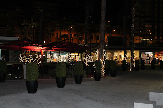 Photo: Iluminaciónnavideñaen el Puerto de Málaga
