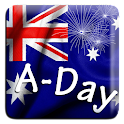 Australia Day Live Wallpaper icon