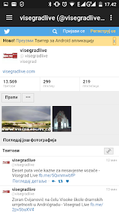 Visegrad Live- screenshot thumbnail