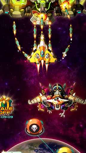 Space Hunter: The Revenge of Aliens on the Galaxy 1.0.6 app download 2