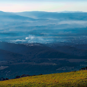 Montseny by Pepe Ros Recober - Landscapes Mountains & Hills