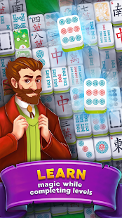 🌟Mahjong: Magic School - Fantasy Quest Ekran Görüntüsü