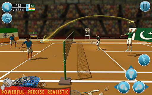 Badminton Premier League:3D Badminton Sports Game 1.3 gameplay | by HackJr.Pw 3