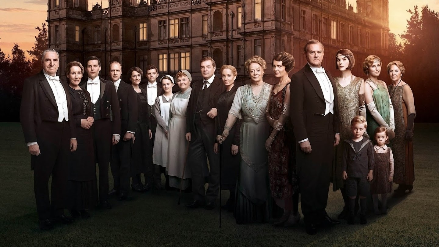 Watch Masterpiece Classic: Downton Abbey live