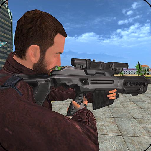 Real City Sniper Hero Survival Mission