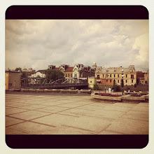 Photo: Cloudy Lugoj downtown #intercer #lugoj #timis #romania #cloud #bridge - via Instagram, http://instagr.am/p/L3Qh19pfuy/
