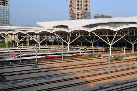 廣深港高速鐵路 XRL
