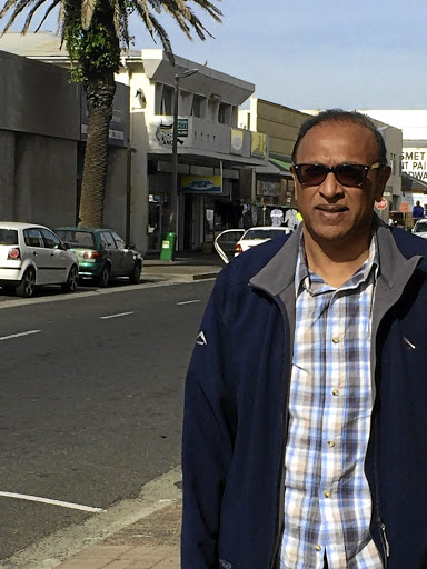 Pioneers: Kantie Patel, son of Indian immigrant Shiba Patel, who opened the Kismet cinema in Athlone, Cape Town, 60 years ago. In the 1980s it was a venue for political rallies. Picture: PIPPA GREEN