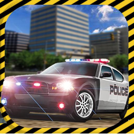 員警車犯罪市 3D 模擬 App LOGO-硬是要APP