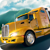USA Truck Driver: 18 Wheeler Android APK Download Free By Fun Blocky Games