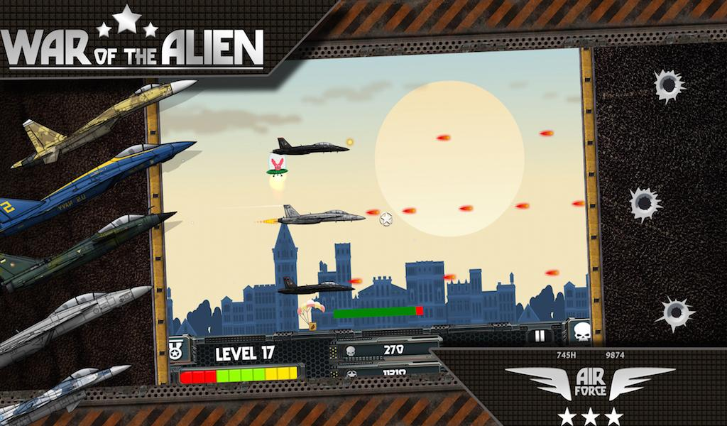 Fighter Jets : World war- screenshot