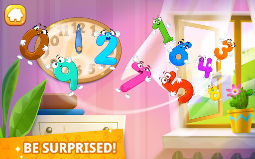 Numbers for kids! Counting 123 games!  screenshots 13