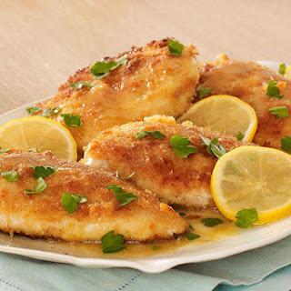 Lemon-Chicken Piccata