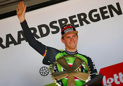 """Sloveen, die vierde werd in Luik-Bastenaken-Luik, is terug aan het trainen na zware val in de Vuelta: """"Nu ben ik nog meer gefocust op volgend seizoen"""""""