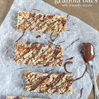 Nutella Healthy Snack Recipes.