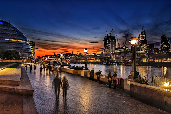 Londra di Francesco_Segantini