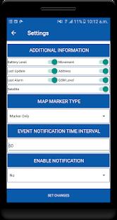 Mini Tracker Application