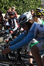 Photo: préparation sprint Alexis
